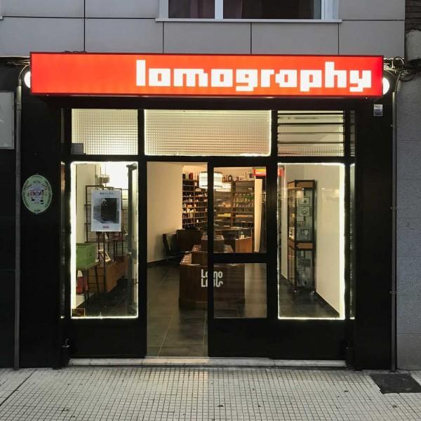 Lomography Embassy Gijónp