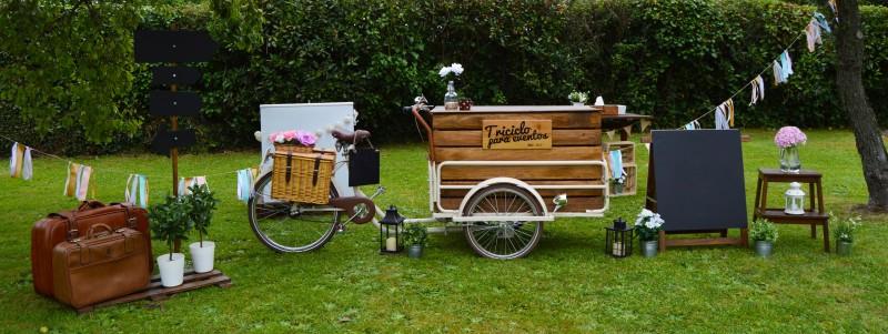 Triciclo para eventosp